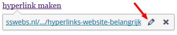 hyperlink-bewerken