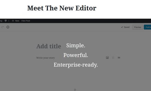 Wel of niet updaten naar WordPress 5.0?