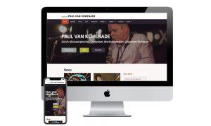 site Paulvankemenade.com